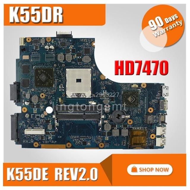 ASUS K55DR AMD Chipset Driver
