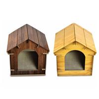 Simulated Wood Grain Pet Cat House Corrugated Paper Cat Scratch Board Cat Shelter Pet Supplies