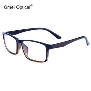 18e57e5e9f8 Gmei Optical TR90 Frame Spectacle Prescription Eyeglasses