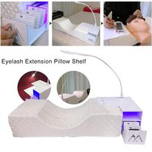 Professional Lash Eyelash Extension Pillow Salon Shelf Pillo