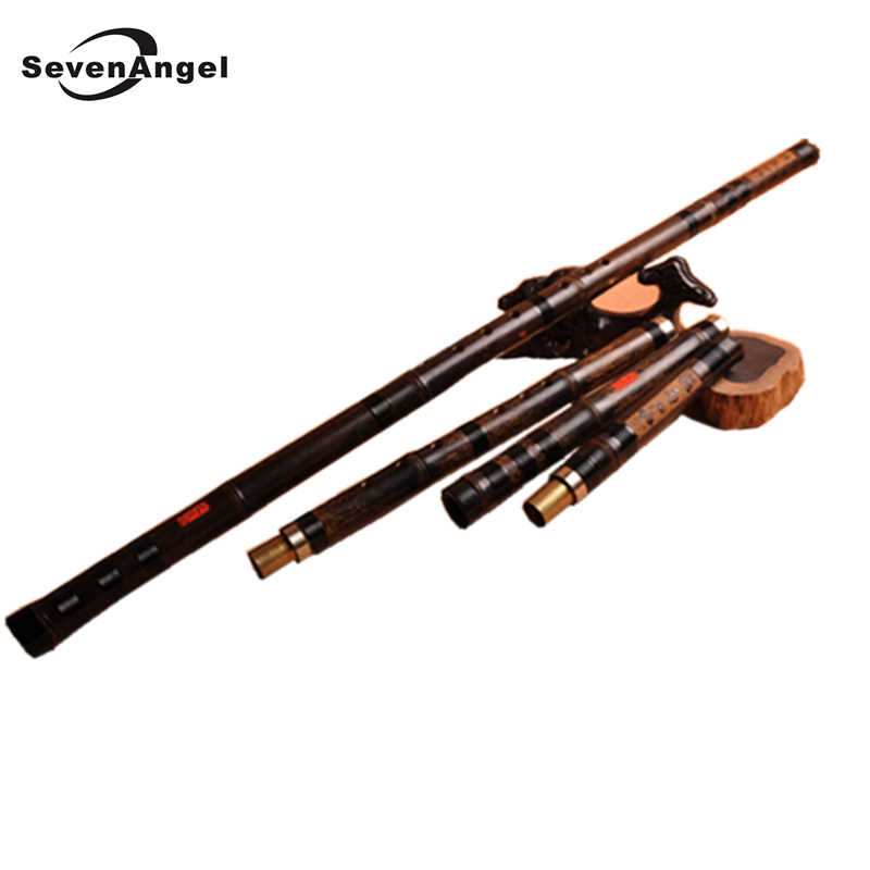 High Quality Chinese Bamboo Flute Xiao 3 Sections And Single Section Flauta Optional Easy To Carry Dizi  Send Gift Box