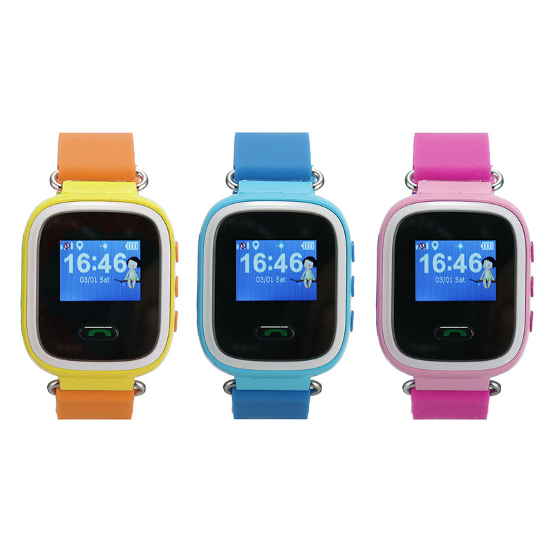 q60 smart watch детские часы sos