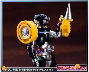 """Image 4 - Giappone """"Kamen Masked Rider Drive"""" Originale BANDAI Tamashii Nazioni SHF/S. h. figuarts PVC Action Figure Tipo di Unità Selvaggio"""