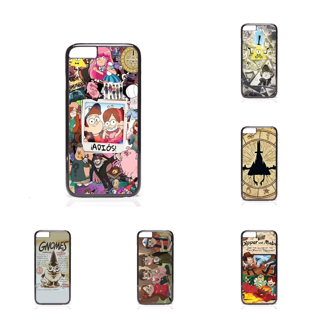 Couple Protective shell gravity falls book For Samsung Galaxy S2 S3 S4 S5 S6 S7 edge mini Active Ace Ace2 Ace3 Ace4