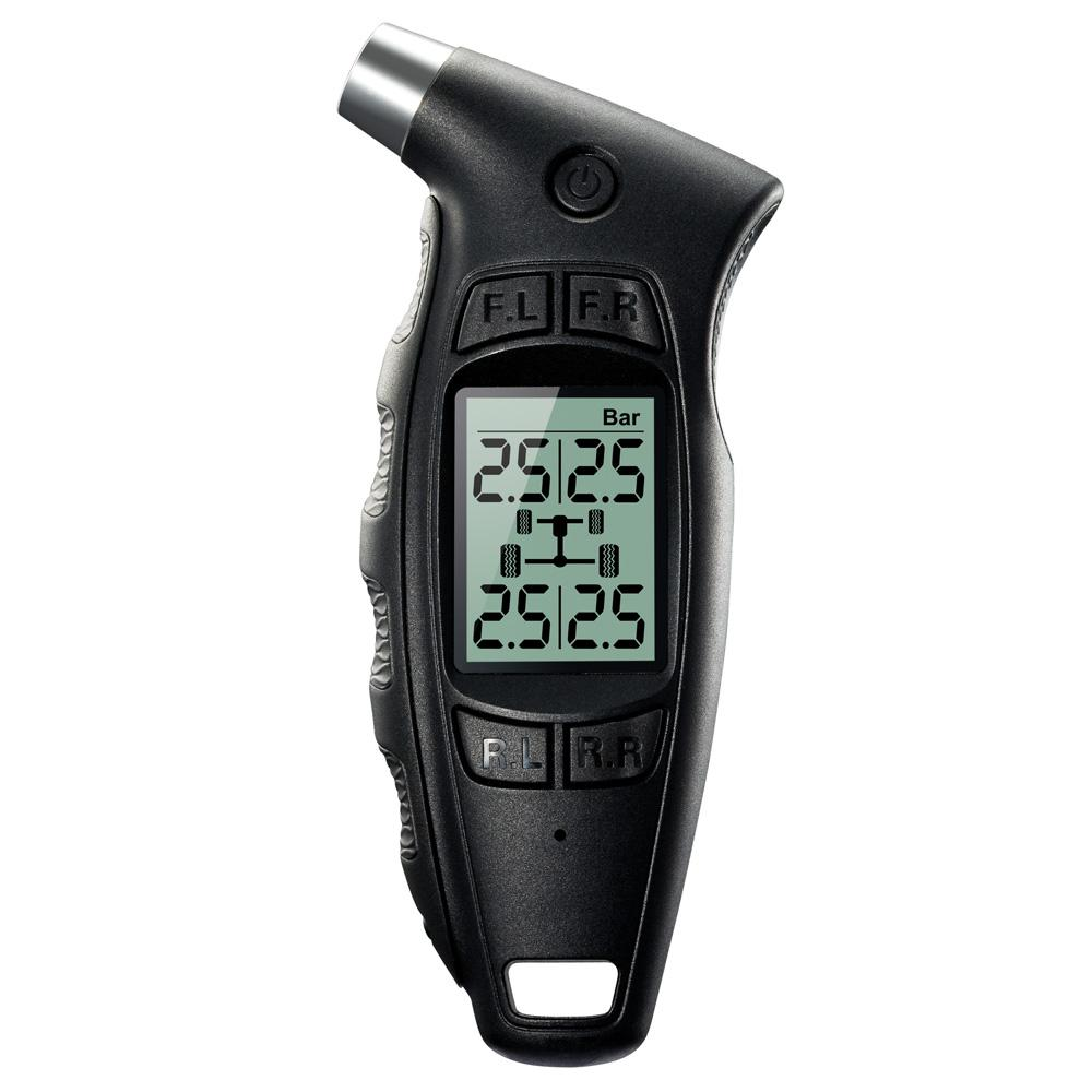 ФОТО Steelmate LCD Digital Tire Pressure Gauge Auto Car Truck Simple and Easy to Use Portable Tire Pressure Gauge Diagnostic Tools