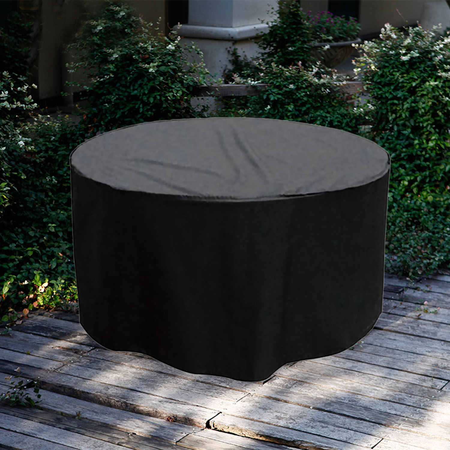 Round Furniture Cover Durable Daily Life Waterproof