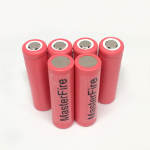 MasterFire 18PCS/LOT 100% Original For Sanyo 3.7V 840mAh UR14500P Lithium 14500 Battery Rechargeable Batteries