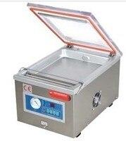 Home-usado Máquina Seladora A Vácuo  Aferidor Do Vácuo de Alimentos em Pequena  Máquina De Embalagem A Vácuo