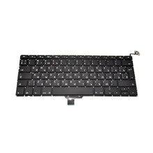 Original New A1278 Russian Keyboard for Macbook Pro 13′ keyboard 2008-2012