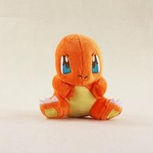 10cm Charmander Plush Toy Figures Toys Soft Stuffed Anime Cartoon Dolls
