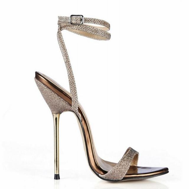 2017 new fashion sexy strappy summer ultra high heels party wedding pumps  women gladiator stiletto sandals tenis feminino 35-43 ce0dcf75d196