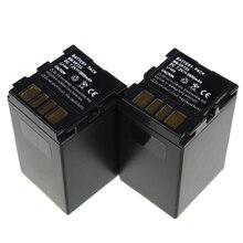Cheaper 2PCS BN-VF733 BNVF733 BN- F733 Replacement Camera Battery kit For JVC BN-VF733 BN-VF707U BN-VF714U BN-VF733U Digital Camera