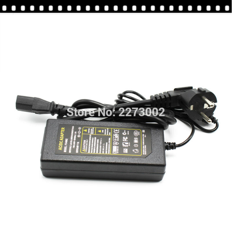 Power Adapter DC 48V 2A for POE switch POE NVR cctv accessories free shipping power adapter