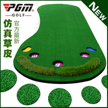 Hot sale putts5 font b indoor b font mini putting trainer set exercise mat font b