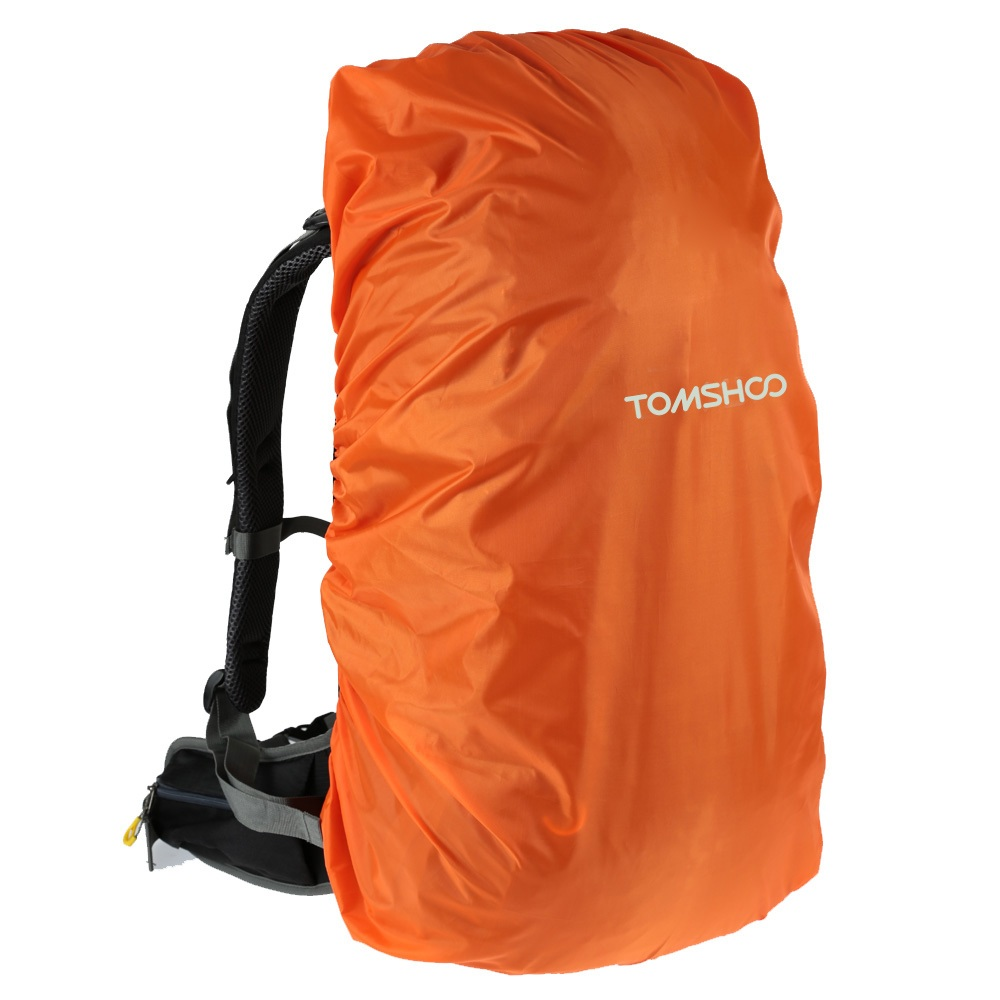 Clever 40l-50l Bicycle Backpack Rain Cover Bags Waterproof Outdoor Camping Hiking Cycling Bags Dust Rain Cover Travel Accessories
