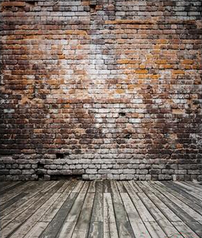 Allenjoy Photography backdrops Broken brick wall wood newborn photophone vinyl fond studio background for photo props photocall in Background from Consumer Electronics