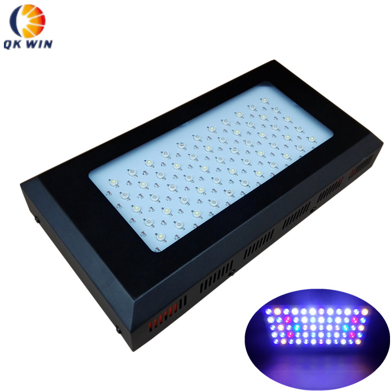 Best 55x3w Led aquarium light 165W Led grow light for coral reef fish tank plants dropshipping