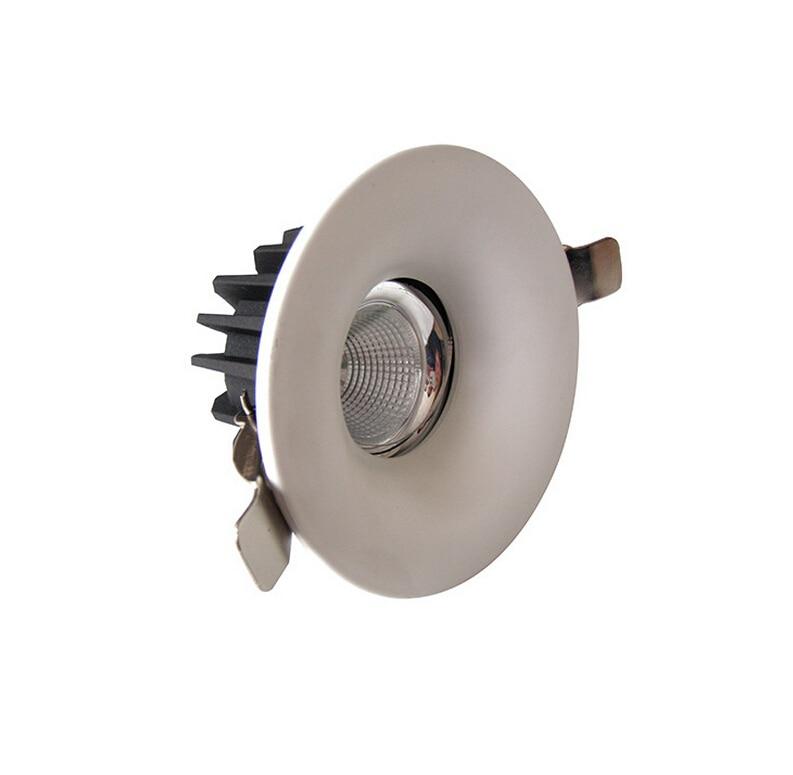 Бесплатная доставка 10 Вт теплый белый/холодный белый Встраиваемые Подпушка свет, AC90-260V, CE и RoHS, потолочные Подпушка свет