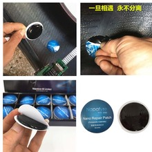 Quick self - adhesive cold patch film drying rubber automobile inner tube vacuum tire tool with  Glue free