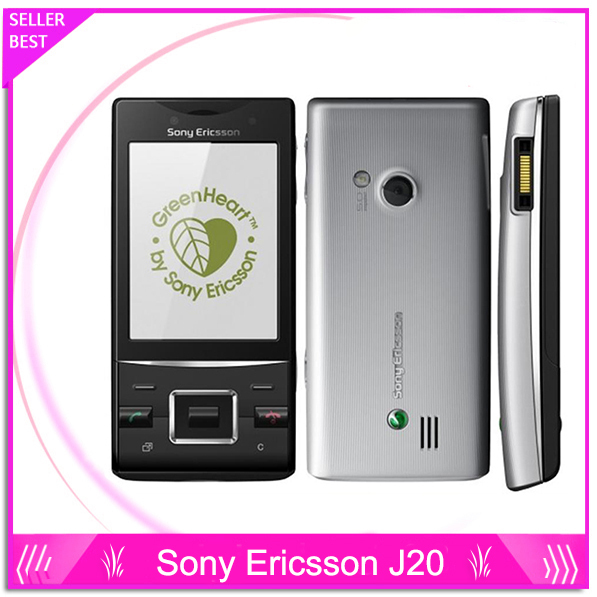 J20i Unlocked Original Sony Ericsson Hazel j20 Cell Phone WIFI GPS 3G 5MP Bluetooth one year warranty refurbished