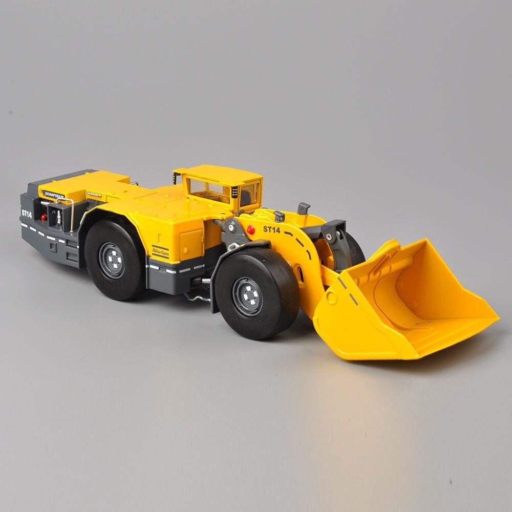 de veículo de construção para fã presente