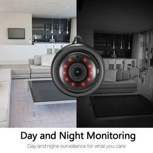 Image 3 - Kruiqi 960P 720P Home Security IP Camera Two Way Audio Wireless Mini Camera Night Vision CCTV WiFi Camera Baby Monitor V380 pro