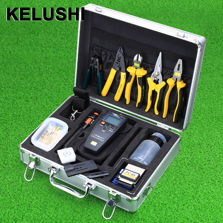 Cable Fault Kit : Aliexpress buy kelushi in optic connector tool