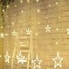 Vusum 2 5M Led Star Lights String Copper Wire Led Christmas Fairy Lights Wedding Decoration Lights