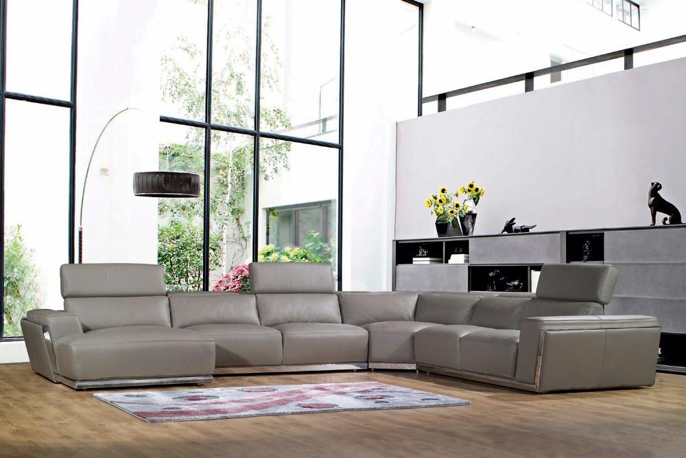 kuh echtes leder sitzgruppe wohnzimmer mbel couch sofas wohnzimmer sofa schnittsecke sofa u - Wohnzimmer Sofa