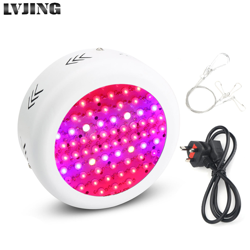 Full Spectrum led Growlight 216W UFO LED Plant Grow Light Emitting Diode Bring Magic Of The Sun Indoors With Grow Lights Lamps цена