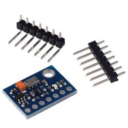 Gy 63 Ms5611 01Ba03 precyzja Ms5611 moduł czujnika ciśnienia atmosferycznego wysokość moduł czujnika w Układy scalone wzmacniaczy operacyjnych od Elektronika użytkowa na