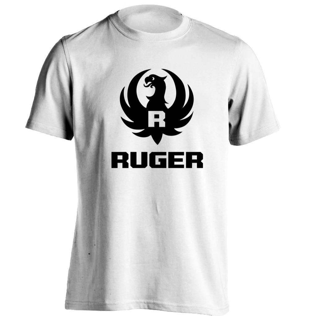 Design t shirt baseball - Ruger Pro Gun Mens Womens Printing T Shirt Baseball T Shirt Design T Shirt