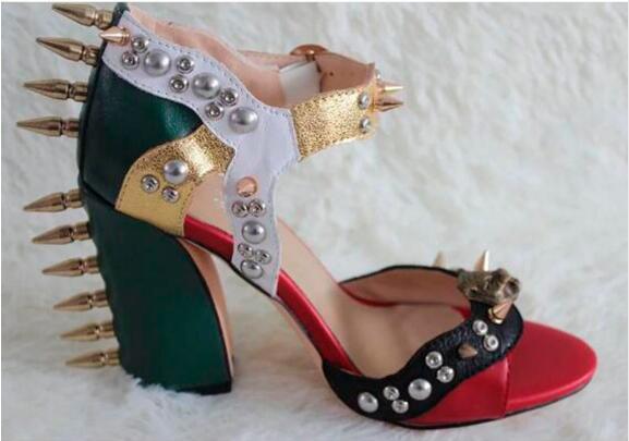 2016 Hot Sale Promotion Brand Cute Alligator Luxury Design Gladiator Sandals Open Toe Ankel Wrap High Heels Sandals Shoes Woman lanyuxuan 2017 new hot sale sandals