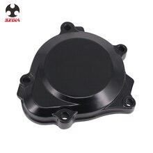 Аксессуары для мотоциклов защита двигателя статор чехол протектор для Suzuki GSR400 GSR600 GSR750 GSXR1000 GSR 400 600 750