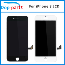 100Pcs Factory OEM LCD For iPhone 8 Display Touch Screen Assembly Digitizer Replacement Parts with 3D Function