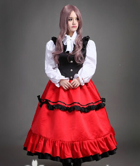 Dress From Hungary