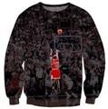 women/mens casual crewneck sweat shirts jordan classic 3d sweatshirt unisex hoodies sweatshirts pullovers costume