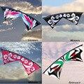 Alta qualidade new beach óculos esportes kite kitesurf tração cerf volant biruta linha quad stunt kite parafoil kite bar gratuito