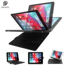 DUX DUCIS, беспроводной Чехол-клавиатура для iPad air, Bluetooth, умный складной чехол для планшета, для iPad air 3 Pro 10,5, 10,5 дюймов