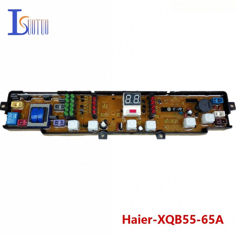 Haier washing machine brand new computer board XQB55-65A XQB55-65 52-61 brand new 10 65