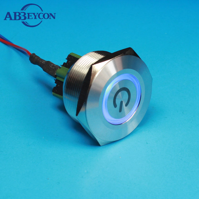 3006z latching 30mm ring illumited push button switch anti vandal3006z latching 30mm ring illumited push button switch anti vandal push button switch with power symbol waterproof switches 12v