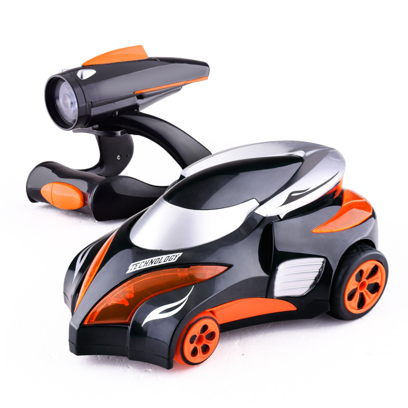 New RC Car Creative RC Stunt Car Infrared Track Remote Control Toys Cars Skill Remote Control Toys Super Cars for Children Gifts infrared remote control rc black