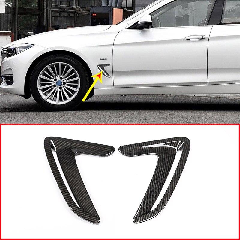 Carbon FiberFor BMW 3 Series GT Gran Turismo F34 Side Air