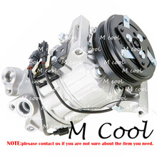цена на High Quality New AC Compressor Assembly For Volvo S60 S80 V60 T5 2.5L 36002104 360014625 6906205 2012-2016