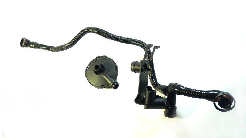 2010 Vw Gti Engine Diagram Pcv Crankcase Breather Vent Hose Amp Vacuum Vent Hose