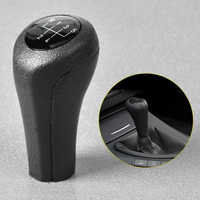 New Arrival 1Pc Black 5 Speed Manual MT Gear Stick Shift Knob For BMW 1 3