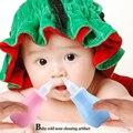 Cuidado de La Salud del bebé Aspirador Nasal Bebé Infantiles Frío de Succión de Limpieza Nariz 100% Hot New