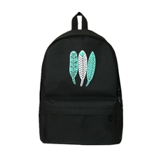 New trend Oxford unisex Backpack Fashion personality student schoolbag Simple Travel backpack