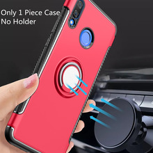 Shockproof Case For Pocophone F1 Case Finger Ring Magnet Matte TPU Silicone Cover For Xiaomi PocoPhone F1 case pocophon Poco F1 goterfly glass phone case 6 18 inch pocophone f1 painted protective back cover cases xiaomi pocophone f1 caso pocophon poco f1