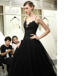 Image 5 - Rosetic גותי מקסי שמלה שחור נשים קיץ תחרה אונליין גותיקה ארוך מזדמן אופנה רצועות המפלגה למעלה הולו תחרה נשף שמלה 2018